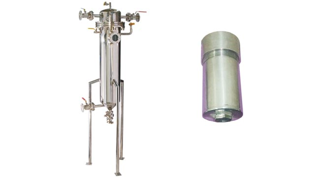 Catalyst filtration & recycling system